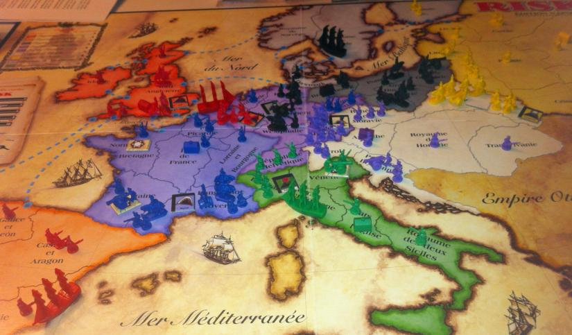 Conquest of Europe1792