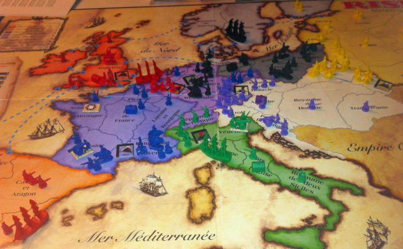 Conquest of Europe 1792