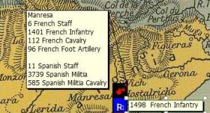 Manresa 7th June 1808