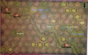 The basic terrain map