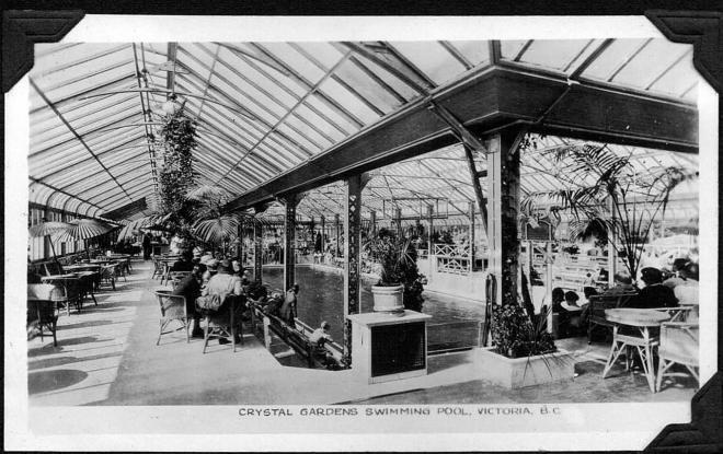 1943 Crystal Gardens
