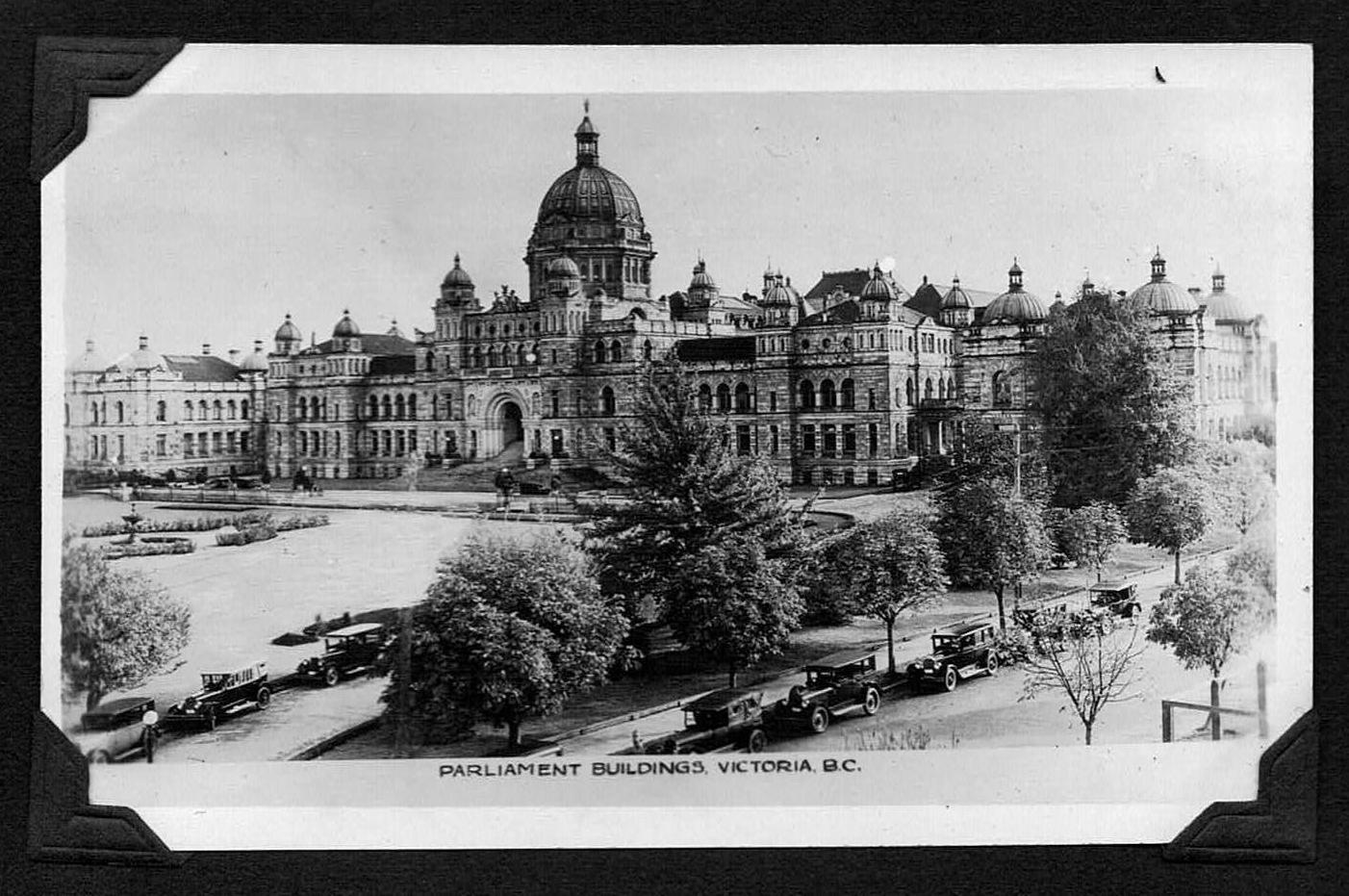 Parliament Buildings Victoria BC