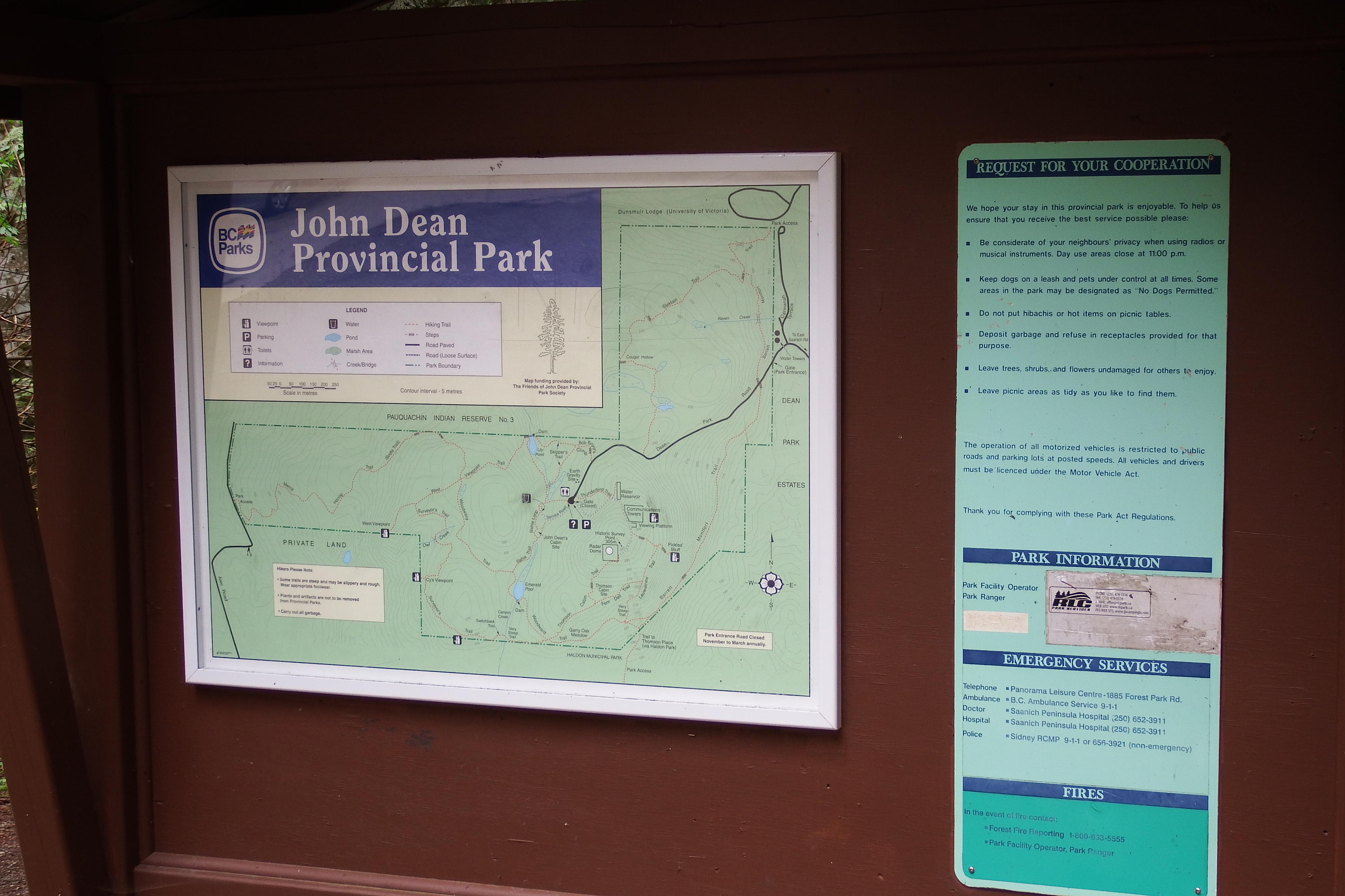 John Dean Park 01
