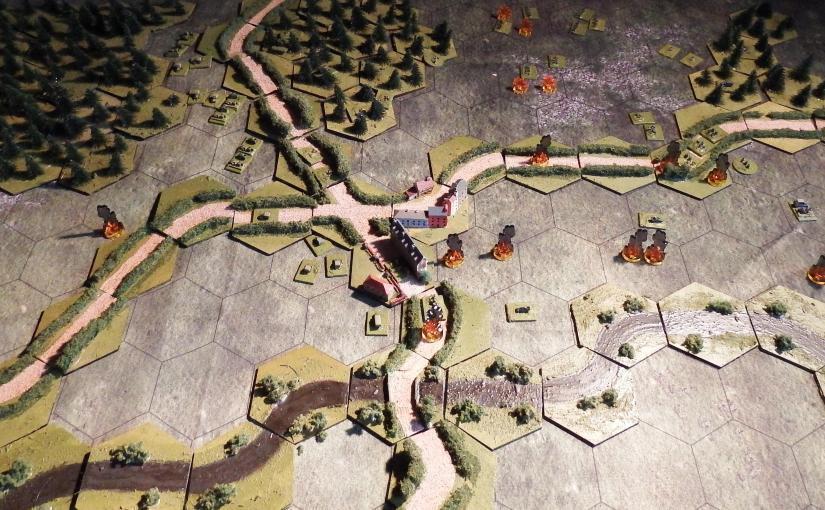 The Defence of Bilsington 17 Sept1940