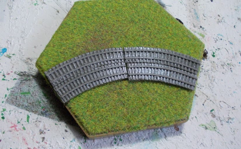 New Rail track in 6mm