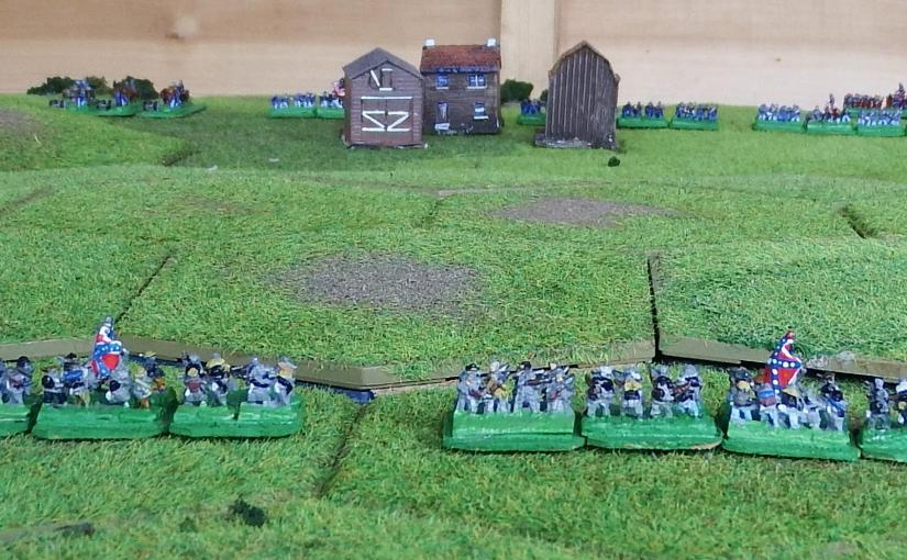 Irregular Miniatures – General Whiskers' semi-historical wanderings
