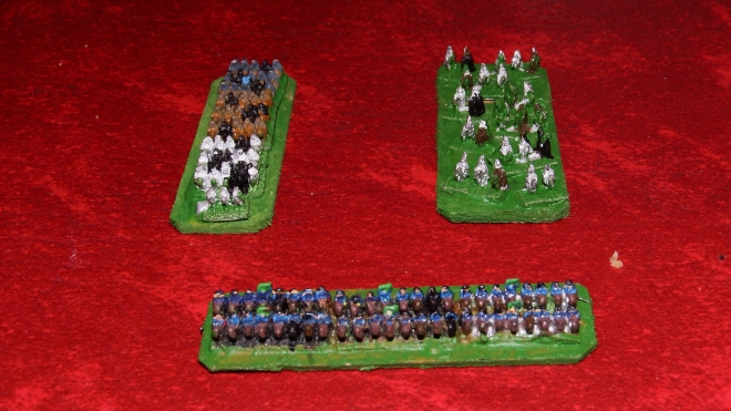 18th Century Wargaming – General Whiskers' semi-historical