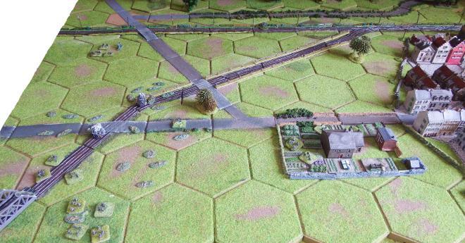Arnhem Rail bridge