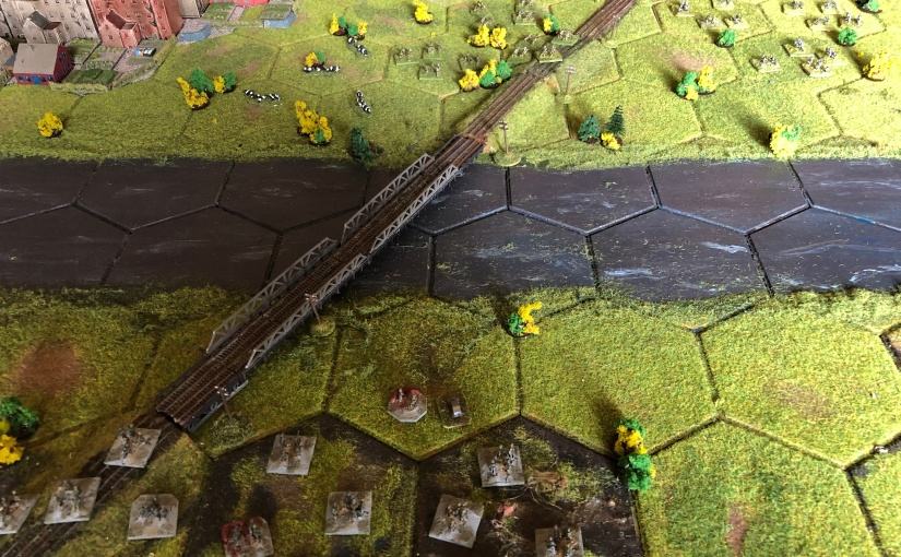 Market Garden: Action at Arnhem Railway Bridge