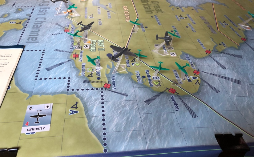 Battle of Britain. The game